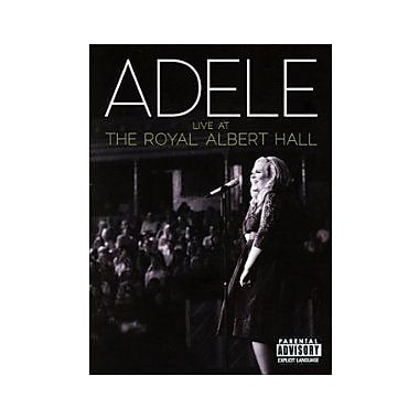 Adele2011: Live At The Royal Albert Hall (DVD Music)