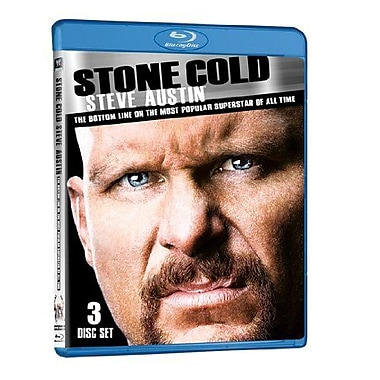 WWE 2011: Stone Cold Steve Austin: The Bottom Line on the Most Popular Superstar of All Time (Blu-Ray)