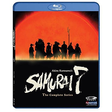 Samurai 7: The Complete Series (Blu-Ray)
