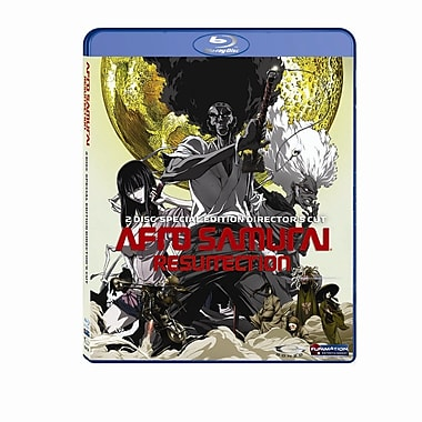 Afro Samurai Season 2: Resurrection (Blu-Ray)