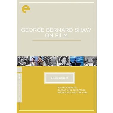 George Bernard Shaw On Film: Eclipse Series 20 (DVD)