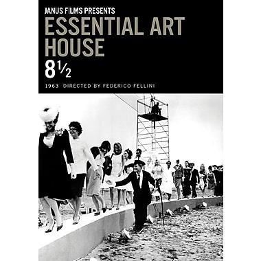 8 1/2 (Essential Art House) (DVD)