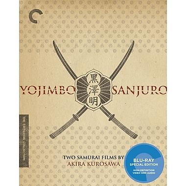 Yojimbo/Sanjuro - Two Films By Akira Kurosawa (Blu-Ray)