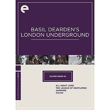 Basil Dearden's London Underground : Eclipse Series 25 (DVD)