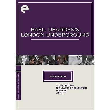 Basil Dearden's London Underground : Eclipse Series 25 (DVD)