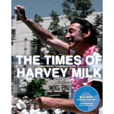 The Times of Harvey Milks (Blu-Ray)