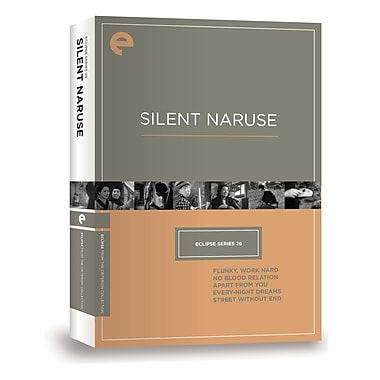 Silent Naruse: Eclipse Series26 (DVD)