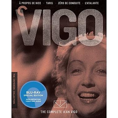 The Complete Jean Vigo (Blu-Ray)