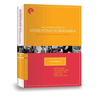 The Warped World of Koreyoshi Kurahara: Eclipse Series 28 (DVD)