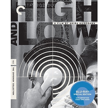 High and Low (Blu-Ray)
