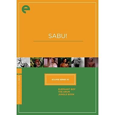 Sabu!: Eclipse Series 30 (DVD)