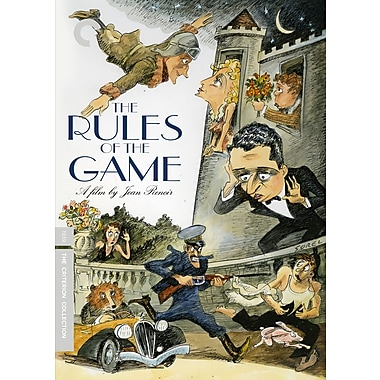 The Rules of the Game (Blu-Ray)
