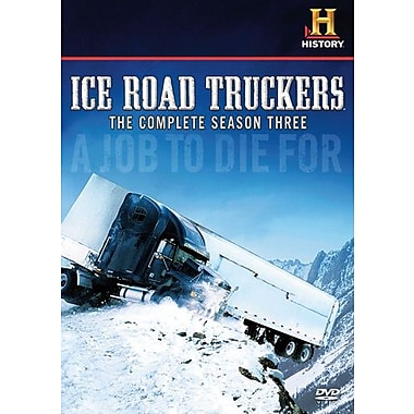 Ice Road Truckers: The Complete Season Three (DVD)
