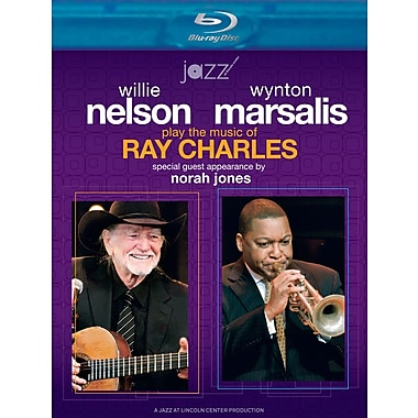 Willie Nelson and Wynton Marsalis Play Ray Charles (Blu-Ray)