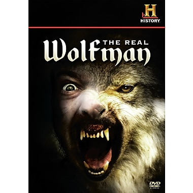 The Real Wolfman (DVD)