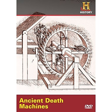 Ancient Discoveries - Ancient Death Machines (DVD)