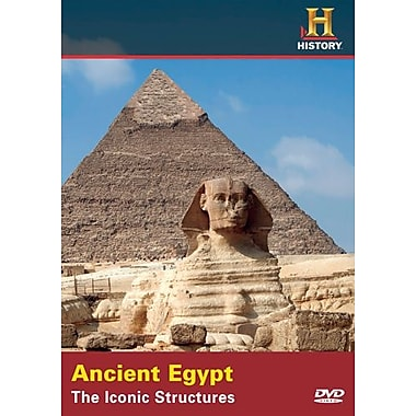 Where Did It Come From?: Ancient Egypt: The Iconic Structures (DVD)