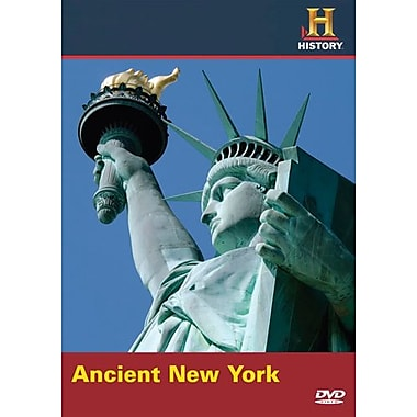 Ancient Discoveries - Ancient New York (DVD)