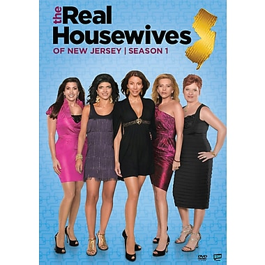 Real Housewives of New Jersey: Season 1 (DVD)