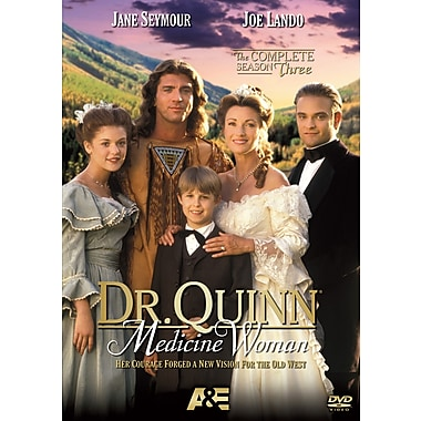 Dr. Quinn, Medicine Woman: Season 3 (DVD)
