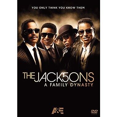 The Jacksons: A Family Dynasty: Season One (DVD)