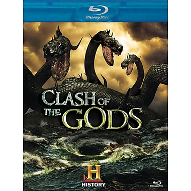 Clash of the Gods: Season 1 (Blu-Ray)