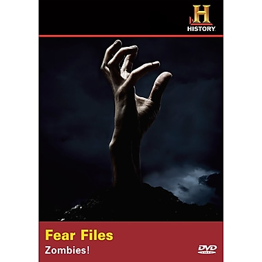 Fear Files: Zombies! (DVD)