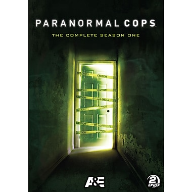 Paranormal Cops: The Complete Season One (DVD)