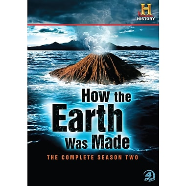 How The Earth Was Made: The Complete Season Two (DVD)