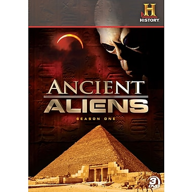 Ancient Aliens: Season One (Blu-Ray)