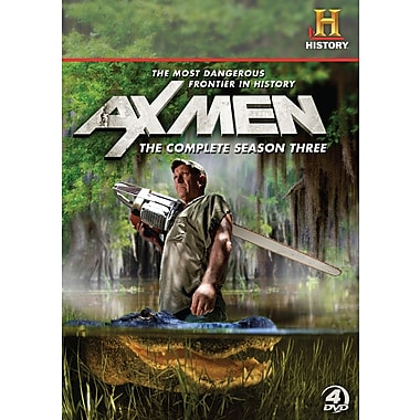 Ax Men: The Complete Season Three (DVD)
