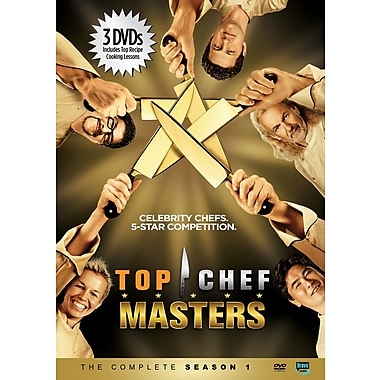 Top Chef: Masters: Season 1 (DVD)