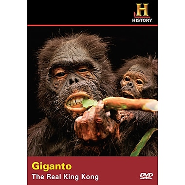 Giganto: The Real King Kong (DVD)