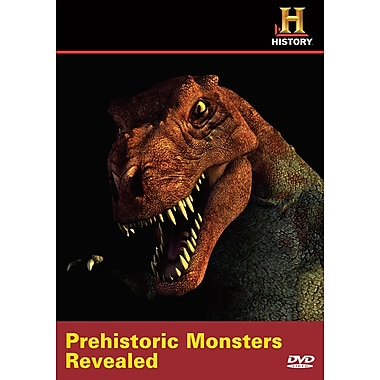 Prehistoric Monsters Revealed (DVD)
