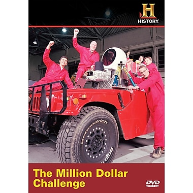 The Million Dollar Challenge (DVD)
