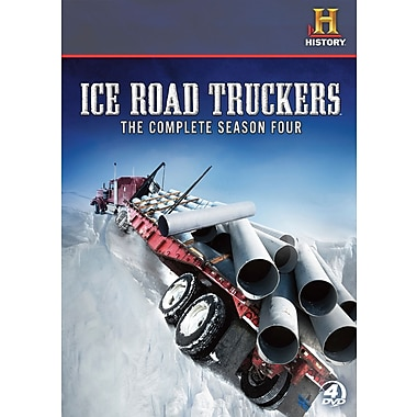 Ice Road Truckers: Season 4 (Blu-Ray)