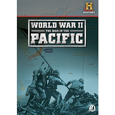 WWII: War In The Pacific (DVD)