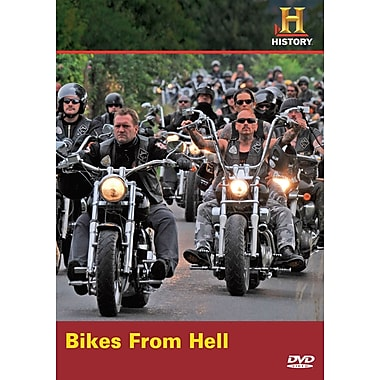 AutoManiac - Bikes From Hell (DVD)