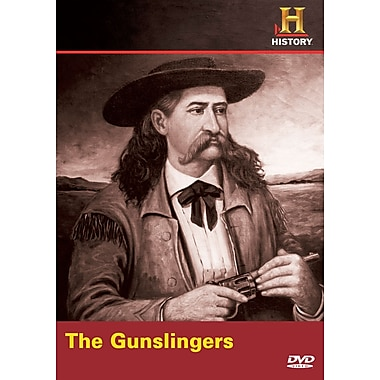 Wild West Tech: The Gunslingers (DVD)