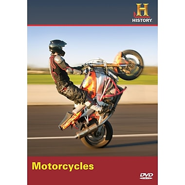 The Works: Motorcycles (DVD)