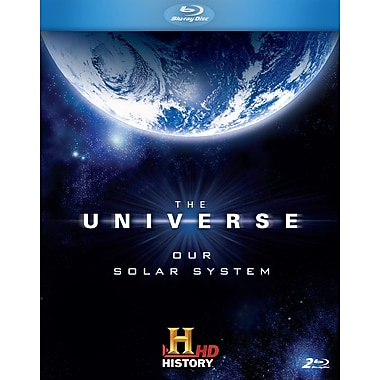 The Universe: Our Solar System (Blu-Ray)