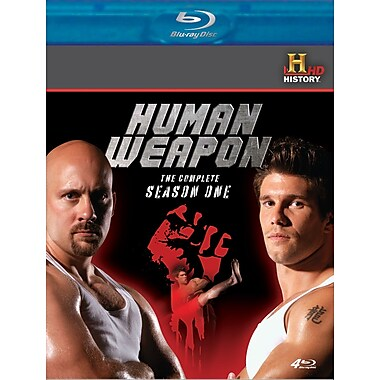 Human Weapon: The Complete Season One (Blu-Ray)