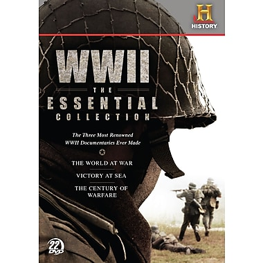 WWII: Essential Collection (DVD)