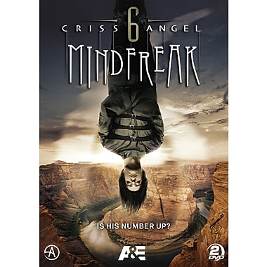 Criss Angel: Mindfreak: Season 6 (DVD)