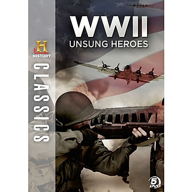 History Classics: Wwii: Unsung Heroes (DVD)