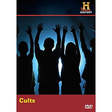 History's Mysteries: Cults (DVD)