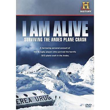 I am Alive - Surviving the andes Plane Crash (DVD)
