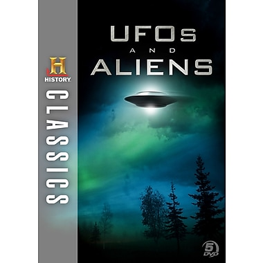 History Classics: Ufos And Aliens (DVD)