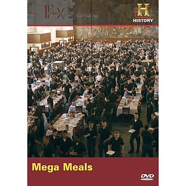 Modern Marvels: Mega Meals (DVD)