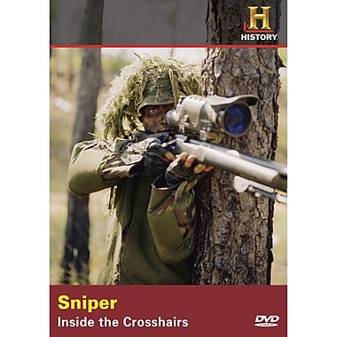 Sniper: Inside the Crosshairs (DVD)